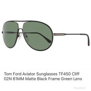 - Tom Ford - Aviator Sunglasses